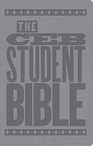 The CEB Student Bible for United Methodist Confirmation