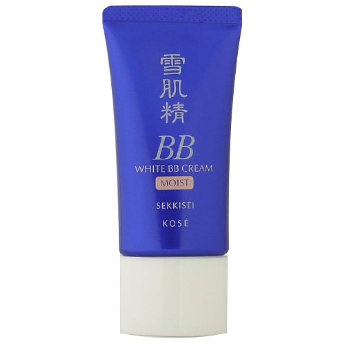 途方もない散髪パキスタンコーセー 雪肌精 ホワイトBBクリームモイスト SPF40 PA+++ 30g 【01】