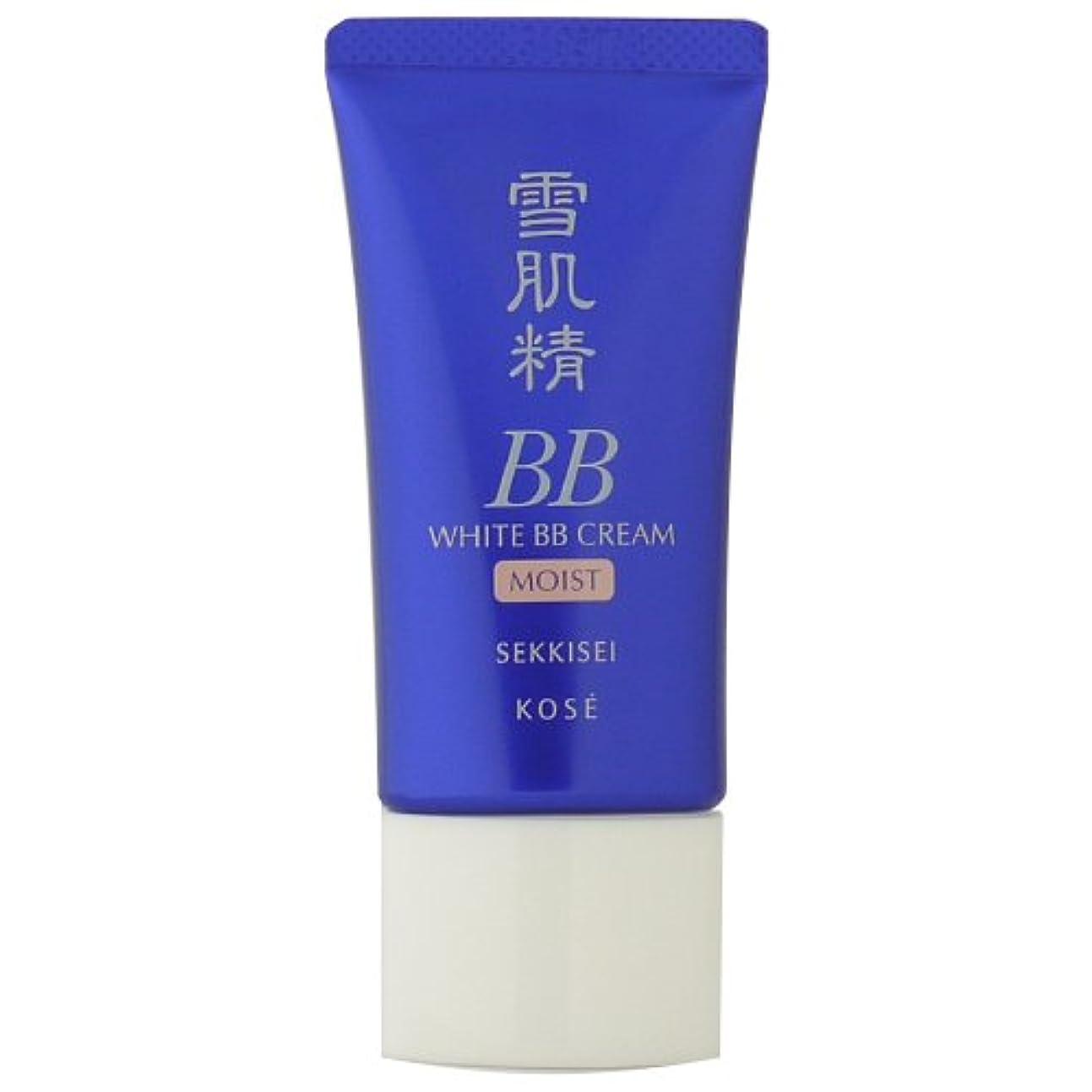 無条件誘導ディスココーセー 雪肌精 ホワイトBBクリームモイスト SPF40 PA+++ 30g 【01】