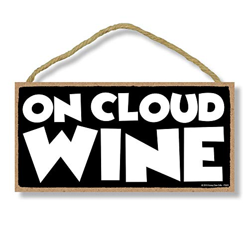 wood wine signs - 8