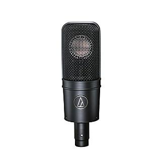 audio-technica オーディオテクニカ コンデンサーマイクロホン AT4040 単一指向性 DCバイアス方式 1インチ大口径ダイアフラム