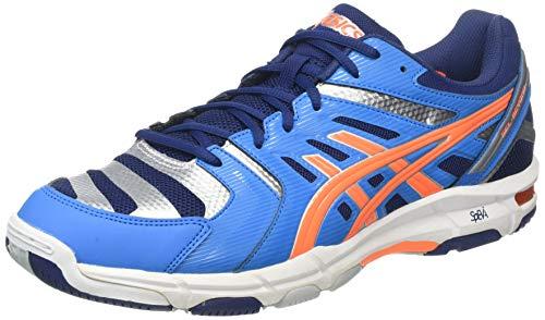 Asics Gel-Beyond 4 B404n-4130, Zapatos de Voleibol para Hombre, Azul (Blue B404n/4130), 49 EU