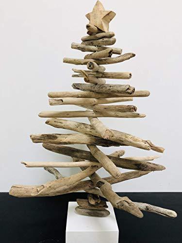 Weihnachtsbaum/Tannenbaum aus Treibholz