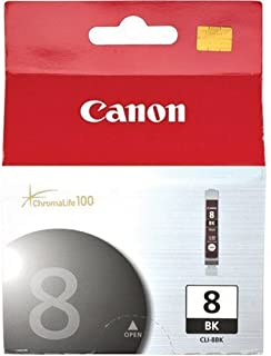Canon CLI-8 Black Ink Tank Compatible to Pro9000 and  Pro9000 Mark II