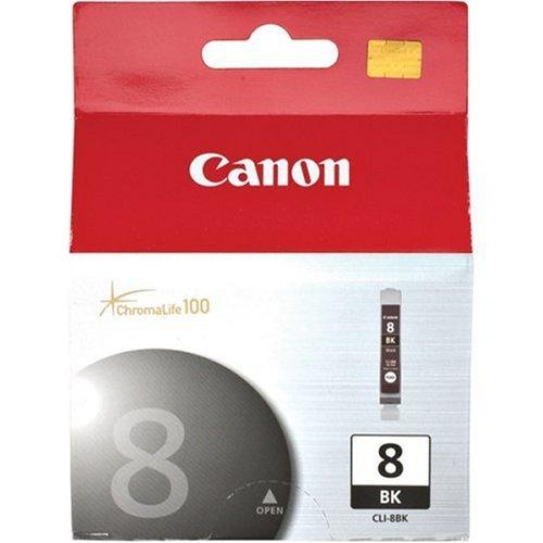 Canon CLI 8bk–Tintenbehälter–1x Schwarz