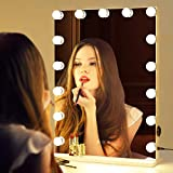 ge lighted makeup mirrors