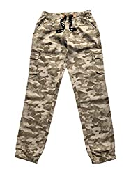 chopper club Boys Cotton Cargo Pants
