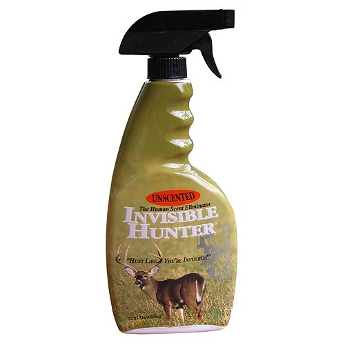 Great Features Of Invisible Hunter Combo - Unscented 22oz. + 1oz.
