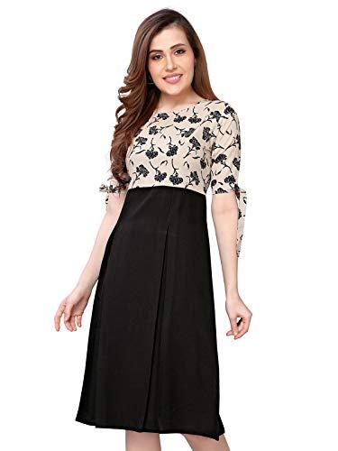 SIRIL Women's Knee length dress