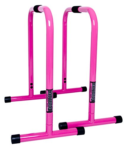 Lebert Fitness Erwachsene Lebert Equalizer (pink), 70 x 60 cm