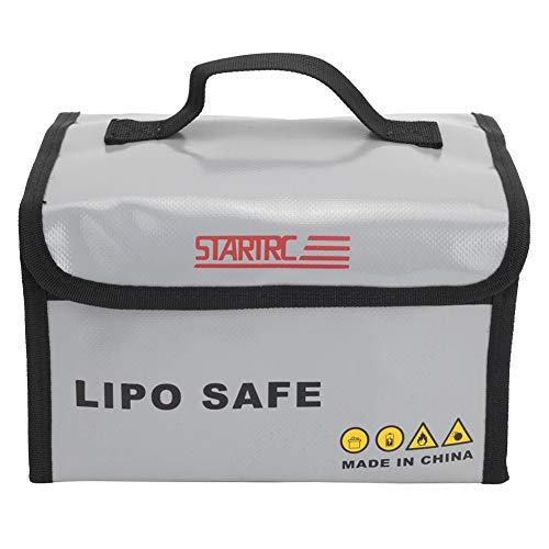 Hyjgjzjh Bolsa De Almacenamiento De Baterías Bolsa De Seguridad Resistente Al Fuego A Prueba De Explosiones para dji Mavic Mini Portable LIPO