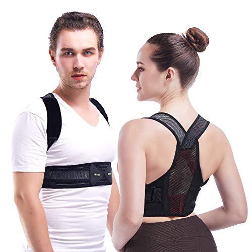 Invisible Correcteur de Posture Dos pour HOMMES, FEMMES et...