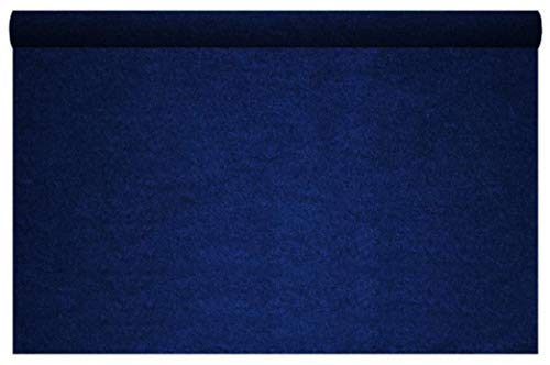 Papel adhesivo terciopelo 3 rollos de 45x100 cm Forro de terciopelo para cajones de joyería, manualidades y DIY (Azul)
