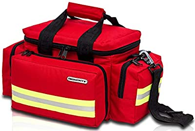 Lightweight Emergency Bag | Red | Elite Bags by Queraltó