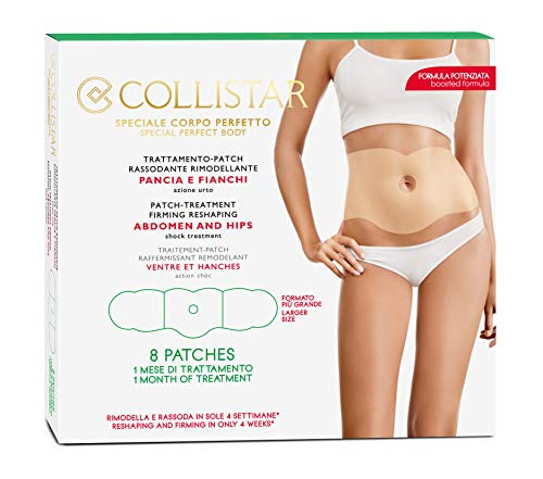 Collistar, Parches reductores de abdomen y cadera (piel normal)