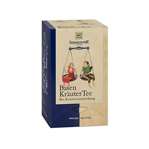 Sonnentor Basen-Kräuter-Tee, Doppelkammerbeutel 1 Pack ( 27 g) - Bio