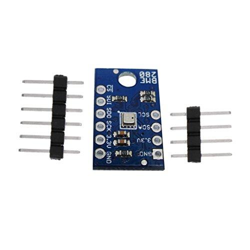 I2c Module De Capteur Bme280 De Pression Barométrique évasion D'humidité De Température