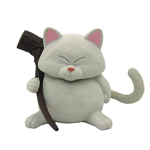 CXNY Dragon Ball Z Cat Karin Figura de acción PVC Colección Figuras Juguetes brinquedos