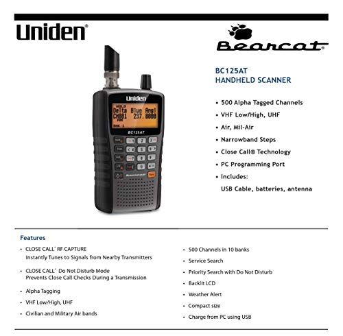 Police Scanner For Cars Buying Guide