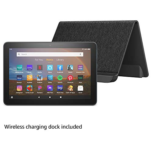 Amazon Fire HD 8 Plus Best tablet for video streaming