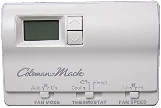 Coleman 66363441 Digital Thermostat