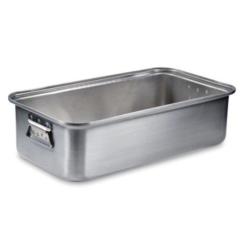 Vollrath 68367 Roasting Pan Bottom 17-3/4 Quart, Aluminum