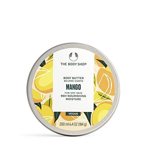 The body shop - Crema corporal, aroma mango, unisex(200 ml)