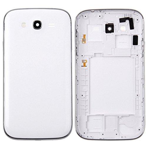 jingtingmy Fijar Las Piezas del teléfono renovar IPartsBuy for Samsung Galaxy Gran Duos / i9082 Carcasa Intermedia Bisel + batería Cubierta Trasera de Accesorios (SKU : SPA0069WL)