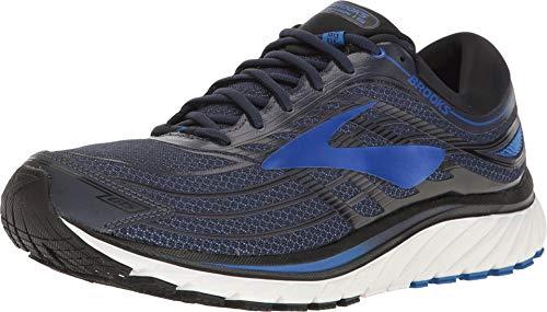 Brooks Men's Glycerin 15 Running Shoes (9.5 D(M) US, Navy/Blue)