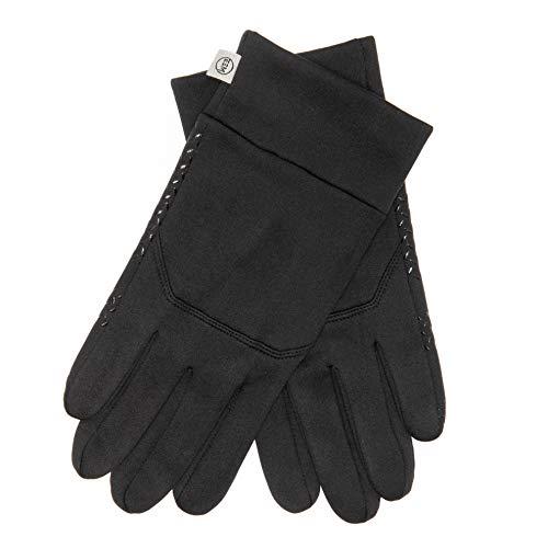 EEM Touchscreen Sport Handschuhe Winterhandschuhe Trainingshandschuhe Radsporthandschuhe XXL-XXXL, Schwarz