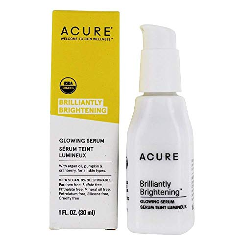 Acure Seriously Firming Facial Serum, 1 Ounce (1.0 oz)