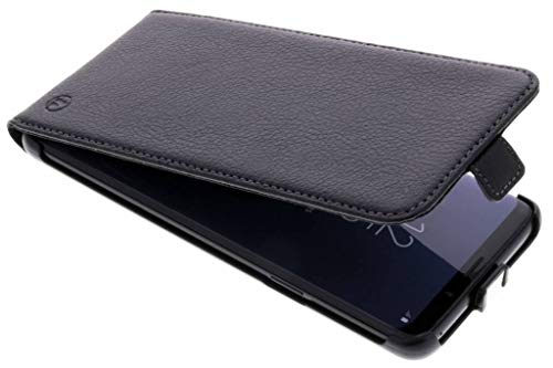 Hama Smart Case Handy-Schutzhülle 15,8 cm (6.2 Zoll) Flip case Schwarz - Handy-Schutzhüllen (Flip case, Samsung, Galaxy S9+, 15,8 cm (6.2 Zoll), Schwarz)