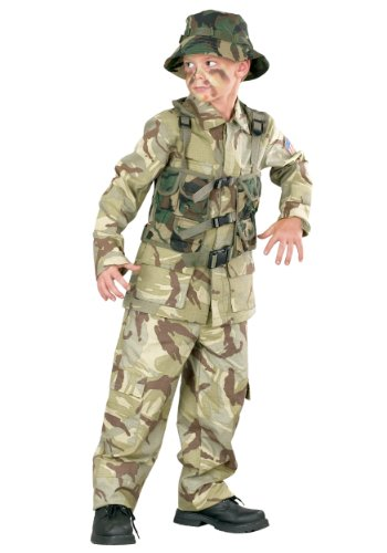 Authentic Delta Force Costume - Small