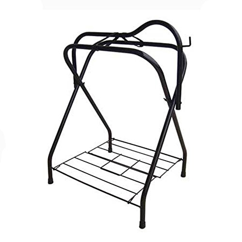 BACKYARD EXPRESSIONS PATIO · HOME · GARDEN 909087 Folding Saddle Rack, One Size