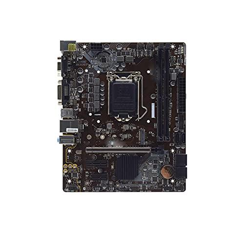 BEROVE Fit for MSI B360M 1151 I5 8400 I7 8700K Juego de Placa Madre Pc Gaming Motherboard Placa Base de Escritorio