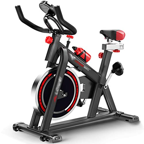 New ECHOV Exercise Bike for Home Use Spinning Bicycle Home Silent Exercise Bike Bicycle Indoor Fitne...