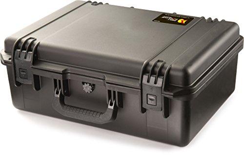 PELI Storm IM2620 valise de voyage ultra résistante pour la photo et l'extérieur, étanche à l'eau et à la poussière, capacité de46L, fabriquée aux États-Unis, avec mousse personnalisable, noire