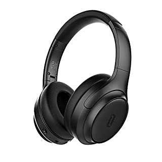 TaoTronics Active Noise Cancelling Headphones [Upgraded] Bluetooth 5.0 Headphones SoundSurge 60 Over Ear Headphones Wireless Headphones Deep Bass, Quick Charge, 30H Playtime for Travel Work Cellphone (B07L5LPSQT) | Amazon price tracker / tracking, Amazon price history charts, Amazon price watches, Amazon price drop alerts