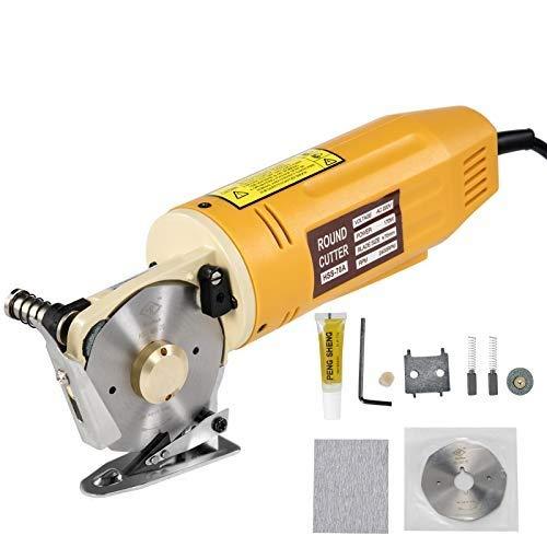 cutter eléctrico con accesorios