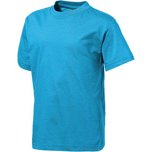 Slazenger Kids T-Shirt 150, Aqua, 164
