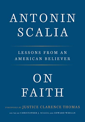 Image of On Faith: Lessons from an American Believer