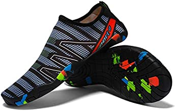 Unisex Sneakers Swimming Shoes Water Sports Aqua Seaside Beach Surfing Slippers Upstream Light Athletic Footwear For Men W...