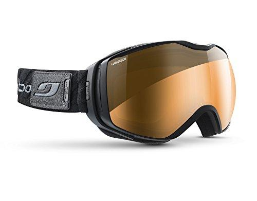 Julbo Universe Skibril met reflecterend display, fotochromatisch en gepolariseerd, heren, zwart/grijs, XL