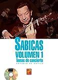 Sabicas - Estudio de estilo (Volumen 1) - 1 Libro + 1 CD