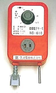 日本ノーデン 農電電子サーモ 100V 10A ND-610