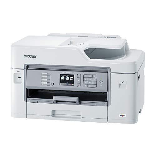 『ブラザー プリンター A3印刷対応 インクジェット複合機 MFC-J5630CDW ( FAX ADF 有線・無線LAN 1段トレイ 両面印刷 )』のトップ画像