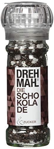L.W.C. Michelsen DREHMAHL Schokolade Hagelzucker, 75g, 2er Pack (2 x 75 g)