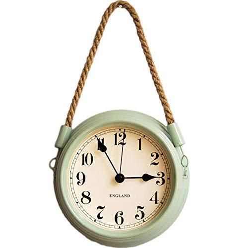 NA Reloj de Pared Relojes Minimalistas Modernos Nórdicos Re