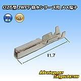JST 日本圧着端子製造 025型 JWPF 防水シリーズ用 メス端子 30本セット