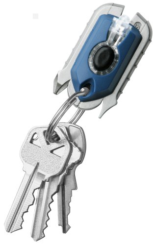 Swiss+Tech ST60508 Micro-Pro XL900 9-in-1 Key Ring Multi-Function Tool